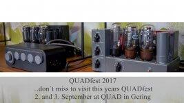 Quad Quadfest Veranstaltung
