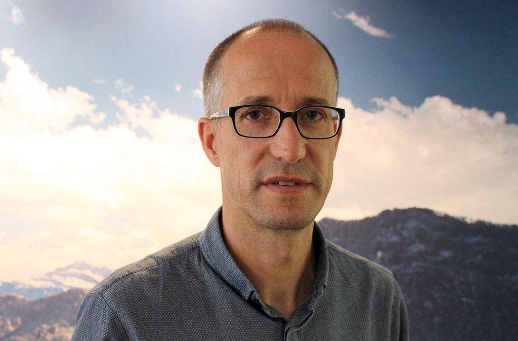 Vovox-Entwickler Jürg Vogt