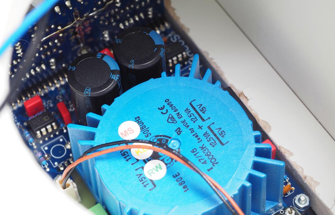 Abacus C-Box 4 Verstärkerelektronik