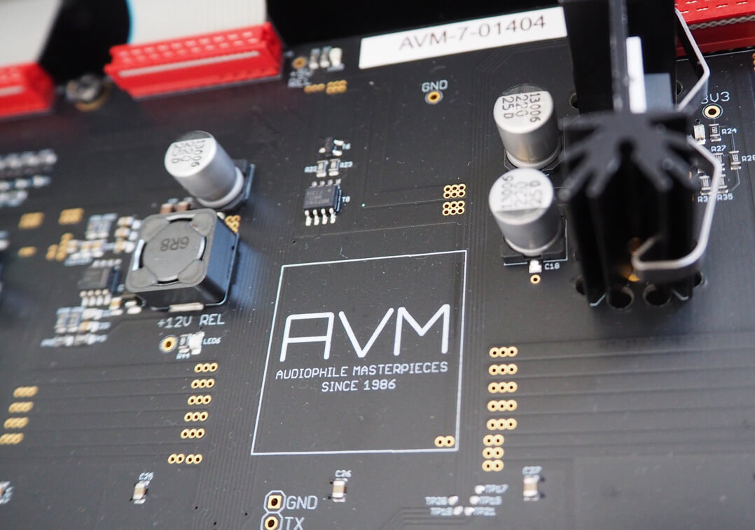 AVM Ovation CS 8.2 Platine