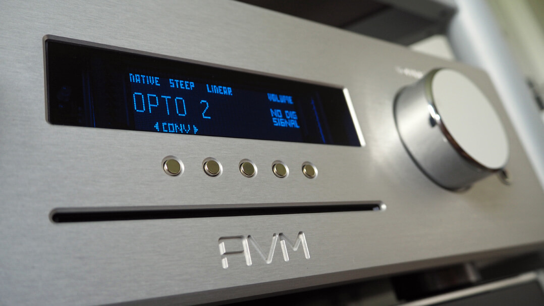 AVM Ovation CS 8.2 Cd-Slot