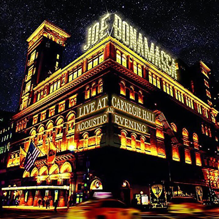 Joe Bonamassa – Live at Carnegie Hall. Acoustic Evening