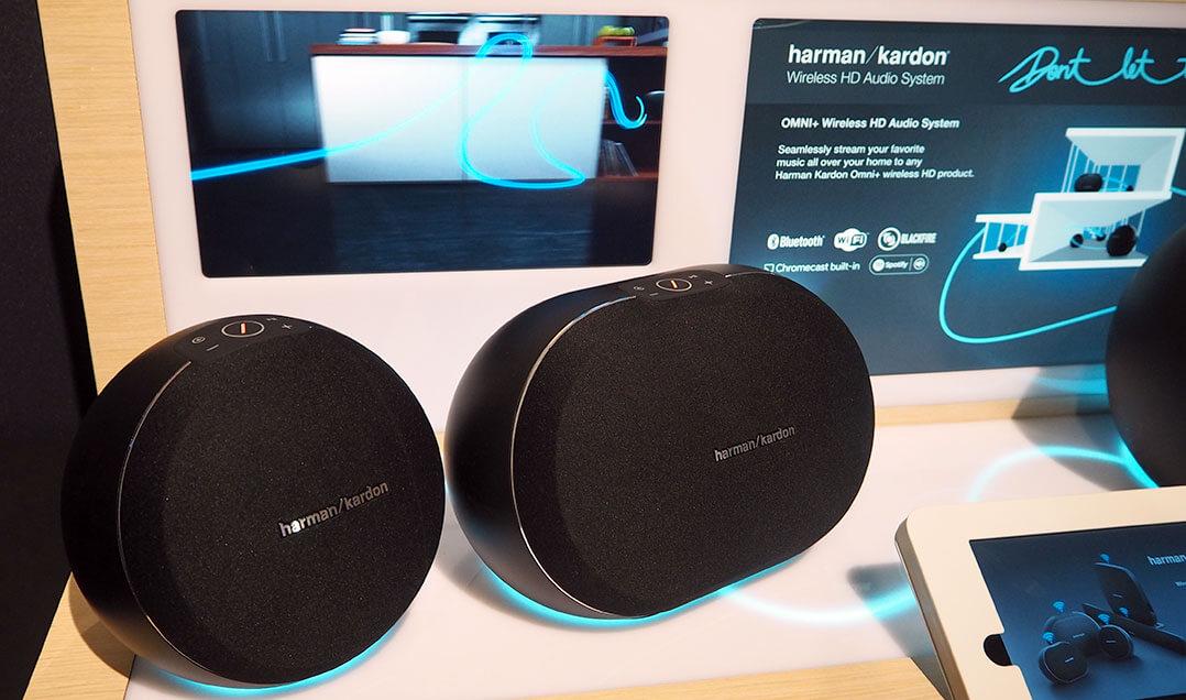 Harman/Kardon Omni-Speaker
