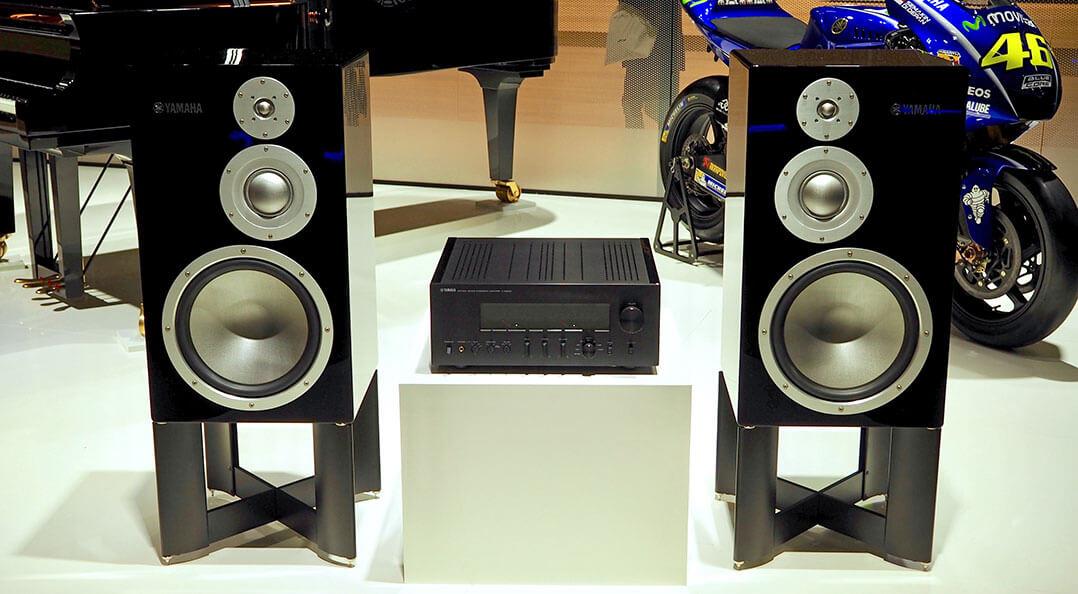 Yamahas neue Dreiwege-Lautsprecher NS-5000