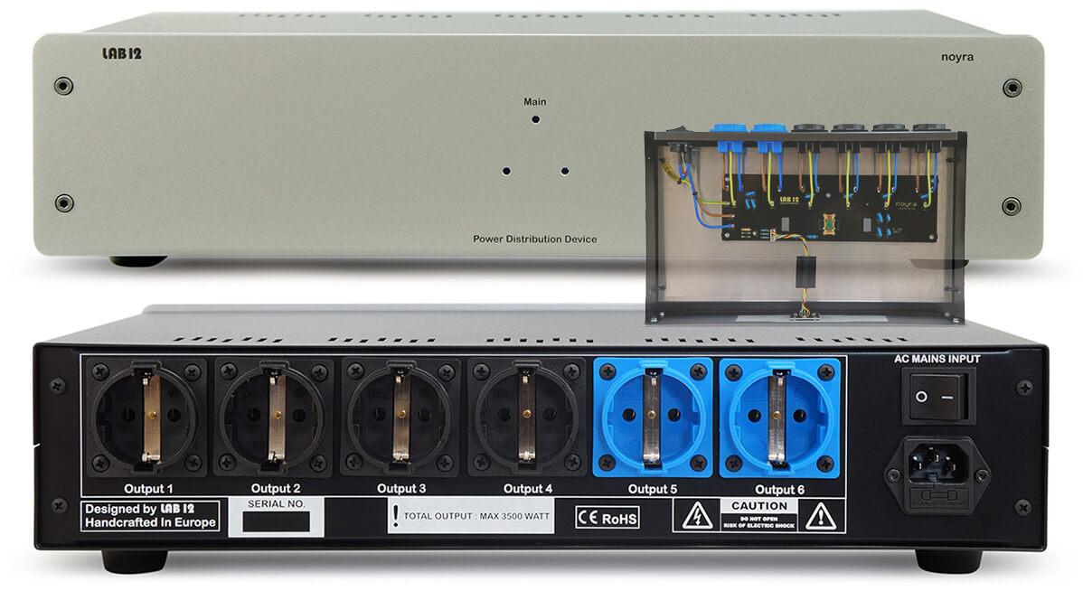 Übrigens: Lab 12 hat kürzlich auch den einfacheren Noyra-Filter eingeführt