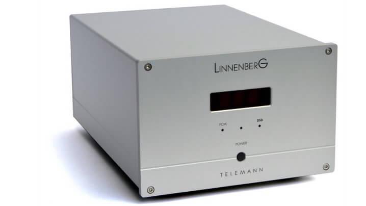 Linnenberg Telemann Pre-DAC