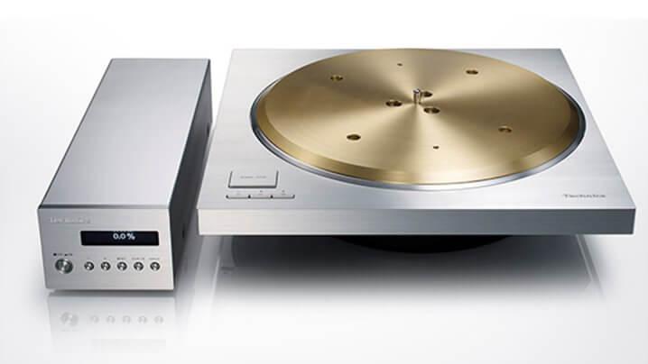 Technics Sp-10R Schallplattenspieler