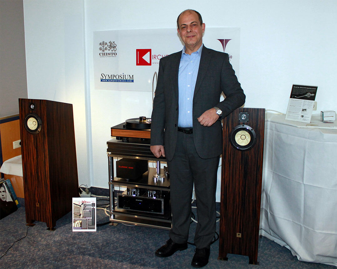 Manolis Proetakis von Tune Audio