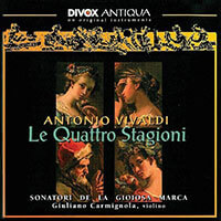 Vier Jahreszeiten von Vivaldi