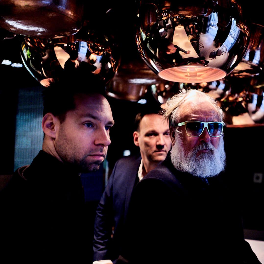Friedrich Liechtenstein Trio Ich bin dein Radio