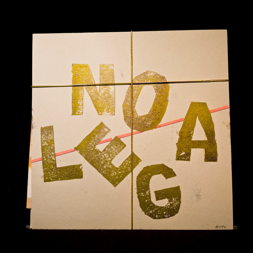 No Lega feat. Oli Rubow