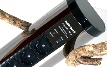 AudioQuest Niagara 1000 Netzleiste mit Filtern