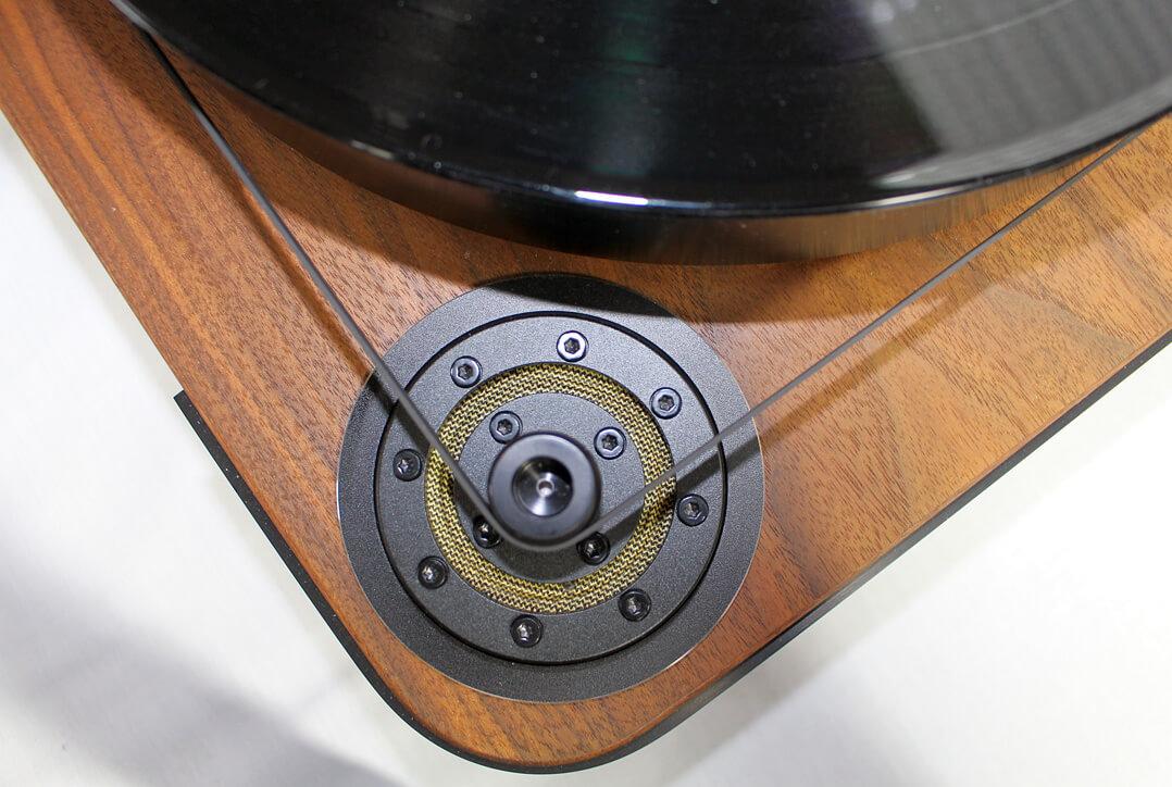 Elac Miracord 90 Anniversary Plattenspieler Antrieb