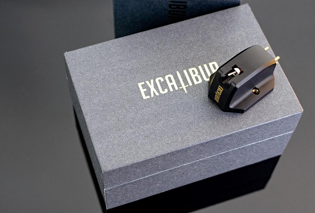 Excalibur Black