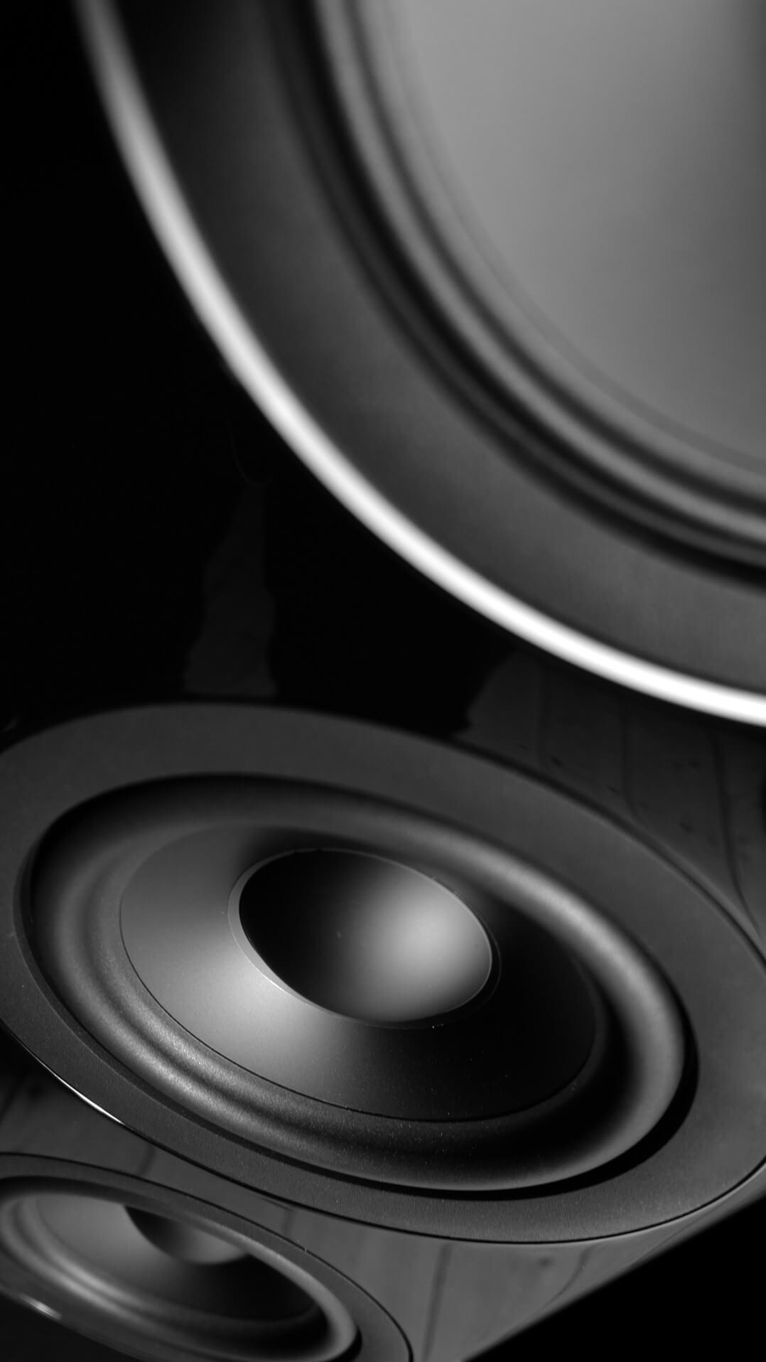 Technics SB-G90 Lautsprecher vorne Detail