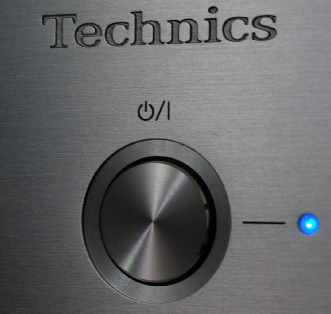 Technics SU-G700 Ein/Aus