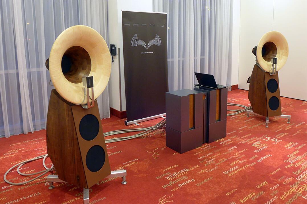 Aramis Acoustic Milagro