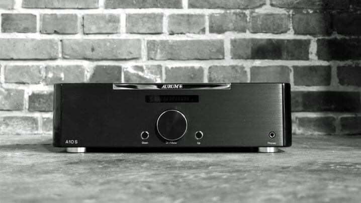 Aurum A10S Streaming-Amp