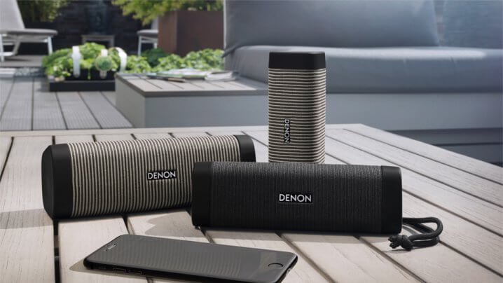 Denon Envaya Bluetooth-Lautsprecher