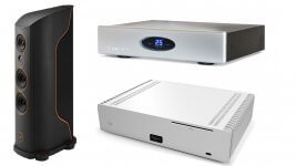 Fink HiFi Hausmesse mit Genuin Audio Produkten