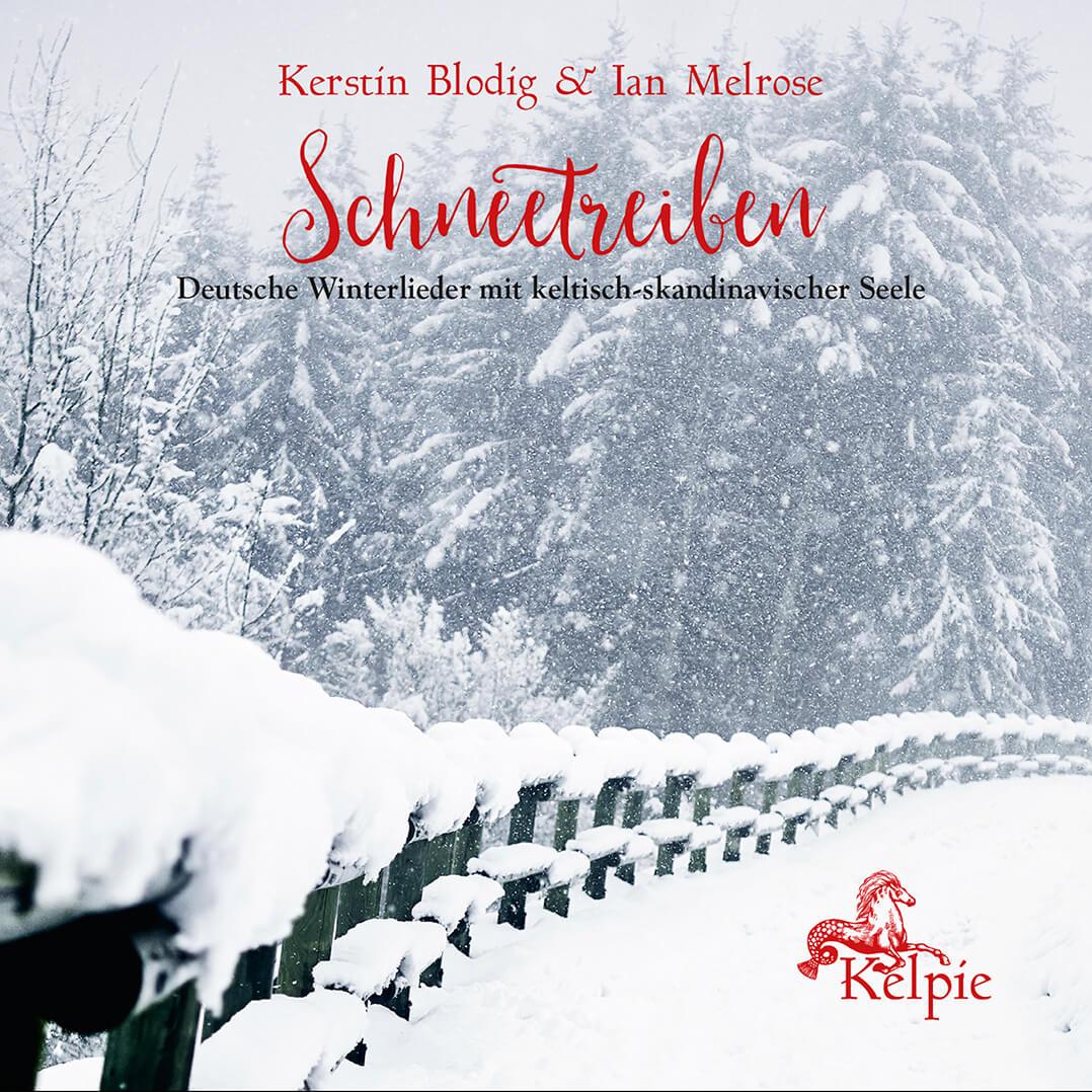 Kelpie – Schneetreiben
