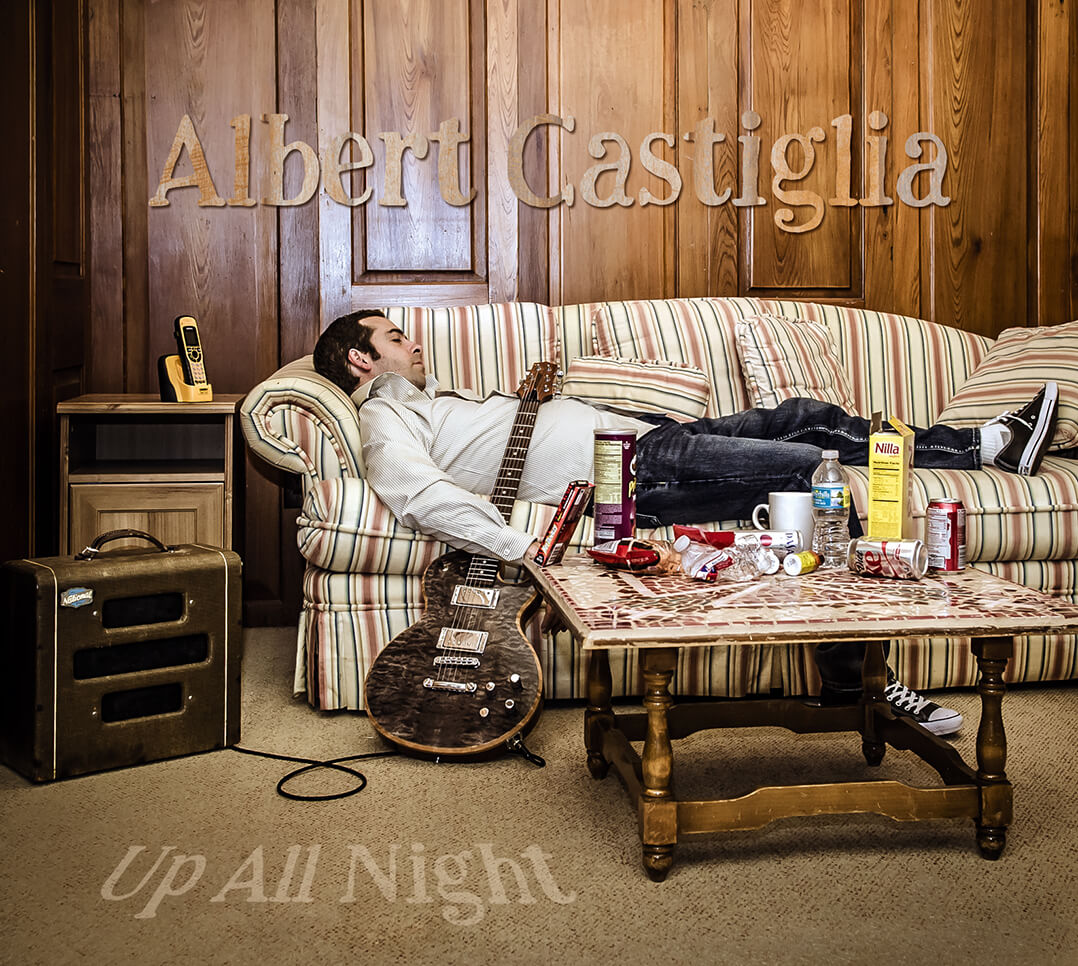 Albert Castiglia – Up All Night