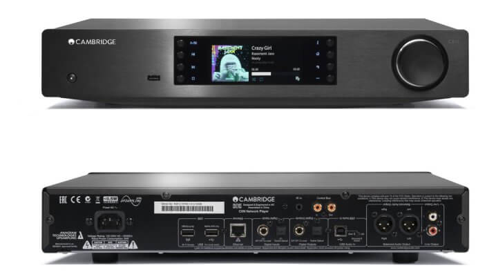 Cambridge Audio CXN V2 Netzwerkspieler