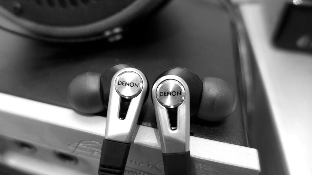 Denon AH-C821 - In-Ear-Kopfhörer