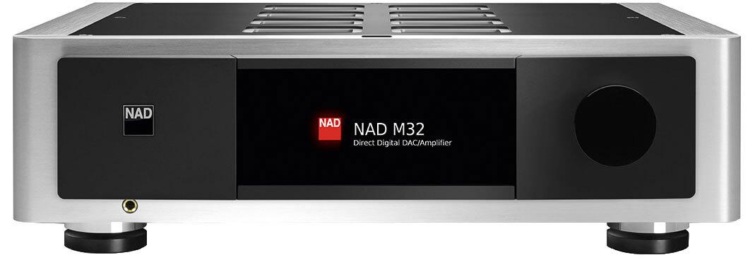 Die Front des NAD M32