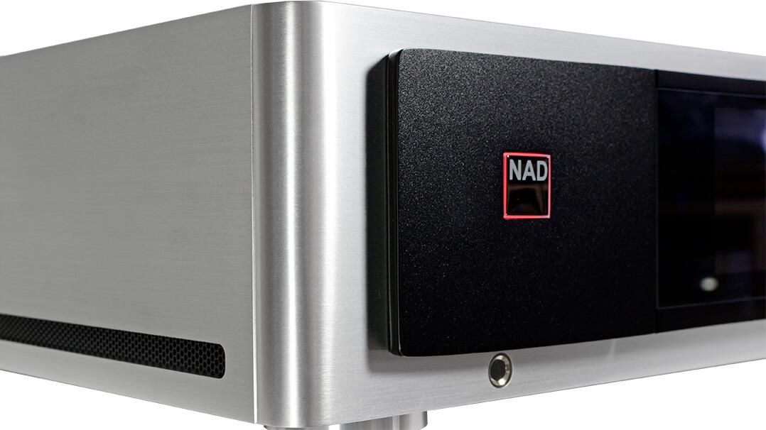NAD M32 Logo