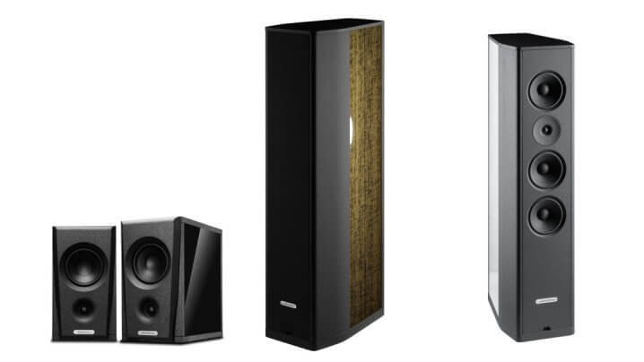 Audio Solutions Figaro Lautsprecherserie