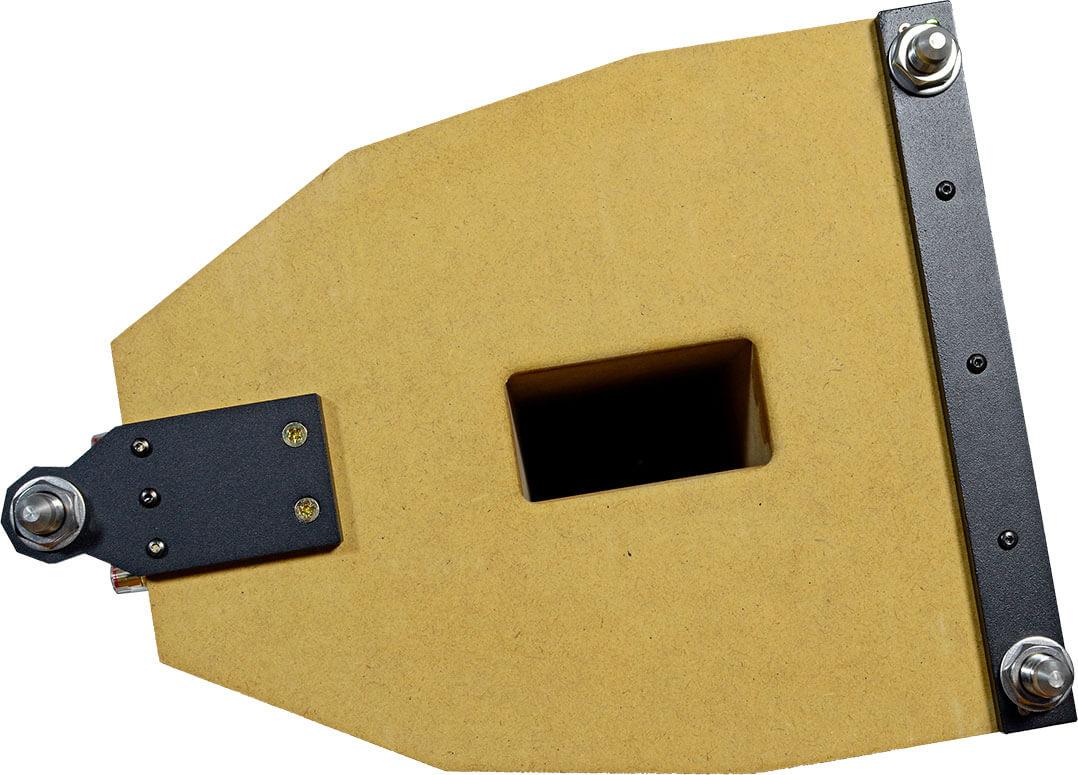 Der Bassreflexkanal der Genuin FS 3 MK 2 befindet sich auf der Unterseite