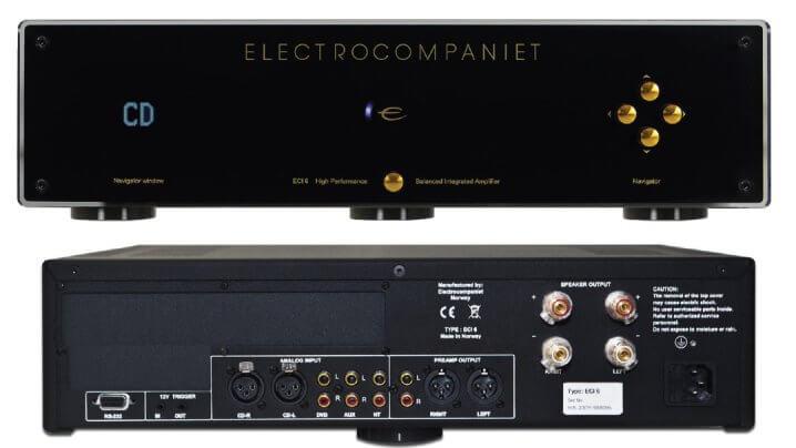 Electrocompaniet ECI 6 Vollverstärker