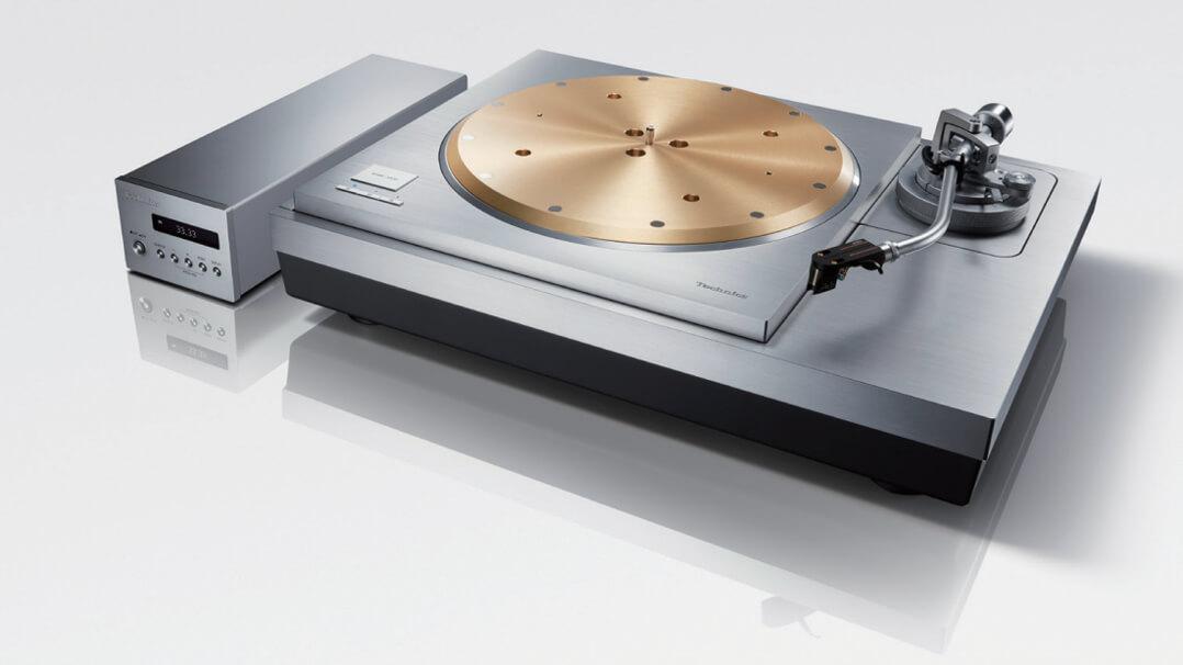 Technics SP-10R / SL-1000R Schallplattenspieler- News fairaudio