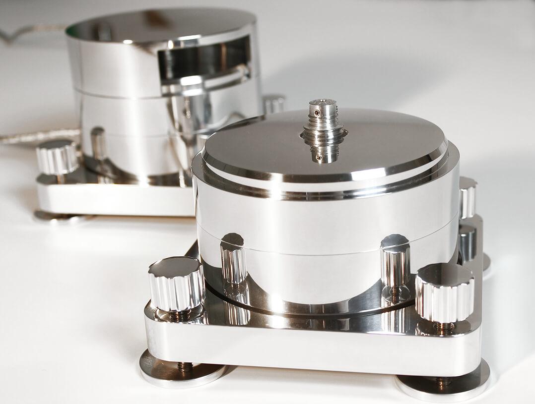 Die Motoren des Transrotor Massimo