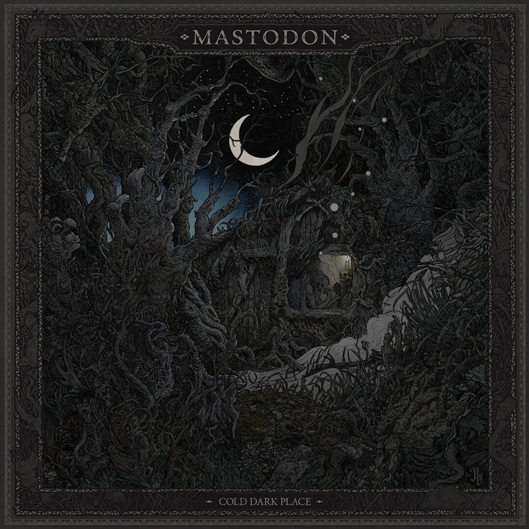 Mastodon Cold Dark Places EP