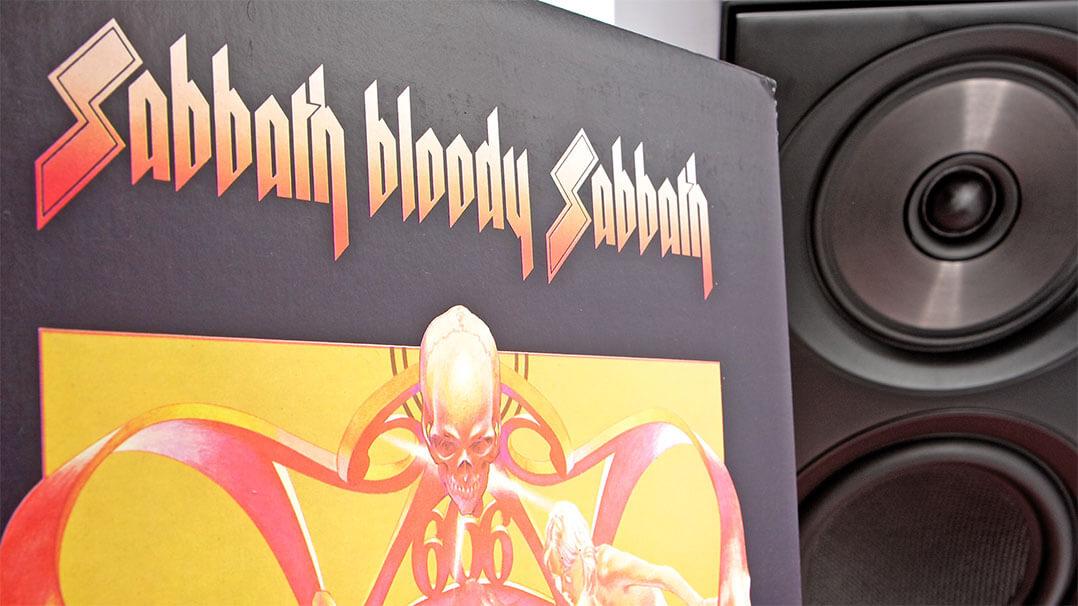 Teufel & Black Sabbath