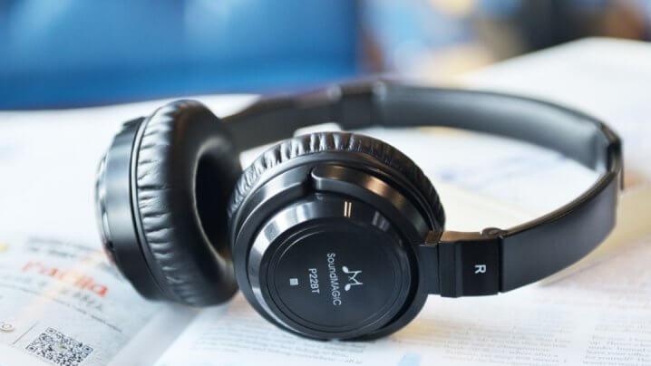 Soundmagic P22BT Kopfhörer