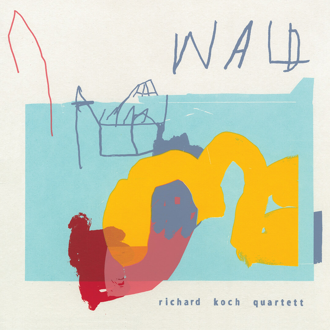 Richard Koch Quartett Wald Cover