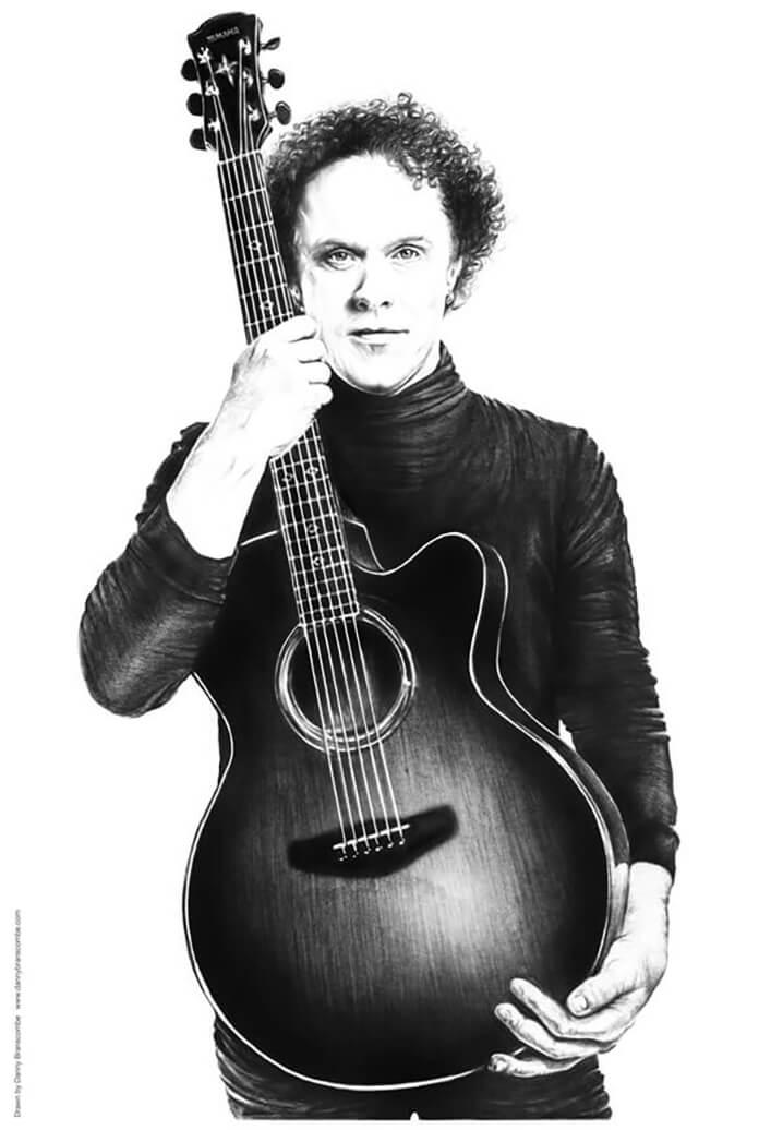 Daniel Cavanagh Monochrome