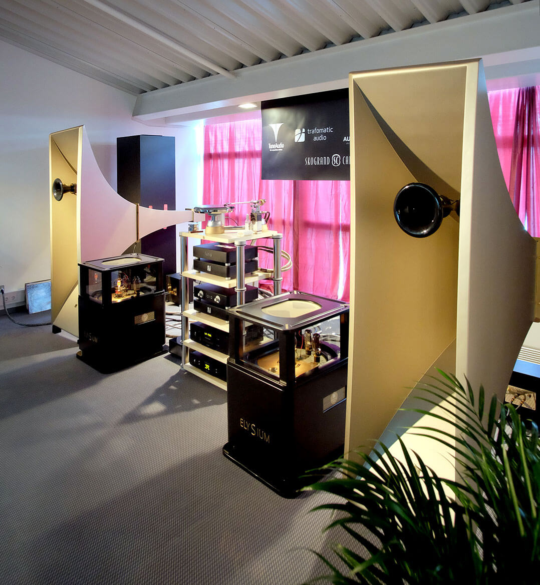 Tune Audio Avaton auf der High End 2017