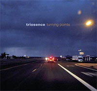 Trioscene Turning Points CD Cover