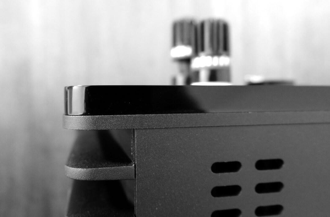 : Genuin Nimbus – Stereo-Endverstärker Acylplplatte