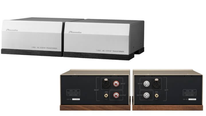 Phasemation T-2000 Phono Phono-Übertrager