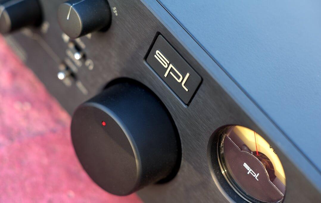 SPL Phonitor x Kopfhörerverstärker Lautstärkerad