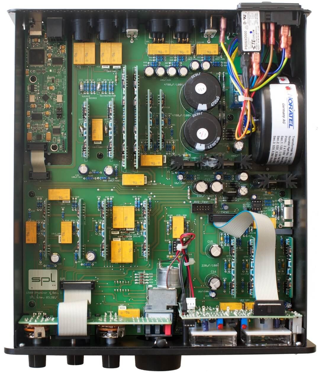SPL Phonitor x Kopfhörerverstärker Innen