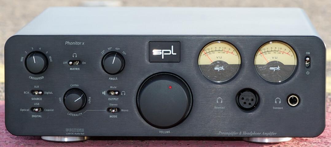 SPL Phonitor x Kopfhörerverstärker gerade