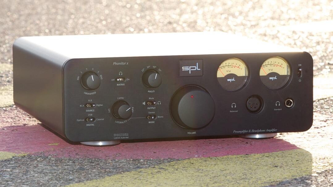 SPL Phonitor x Kopfhörerverstärker