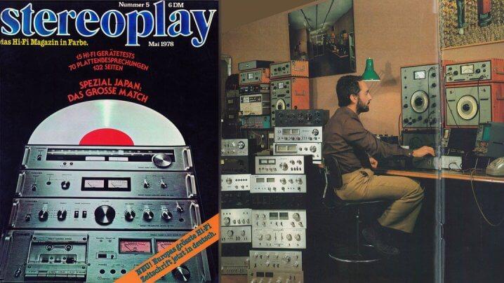 Stereoplay feiert 40-jährigen Geburtstag