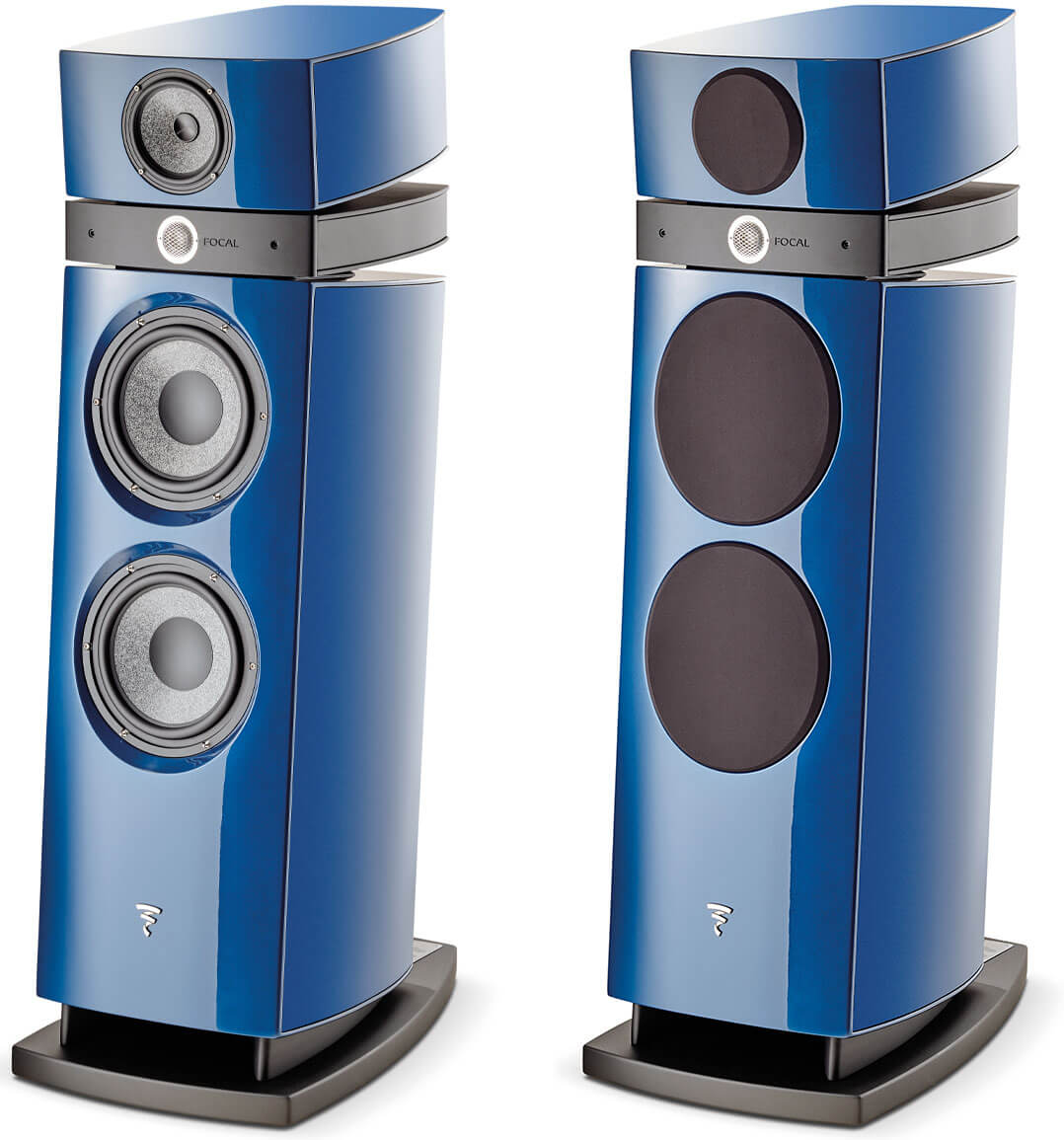 Focal Maestro Utopia Evo in Blau